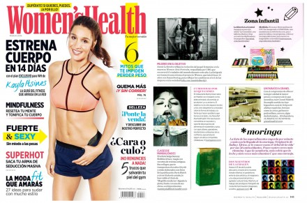 Bumpgreen en Womens Health
